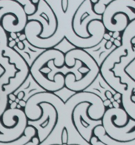 CARVING PATTERN SCREEN PRINT