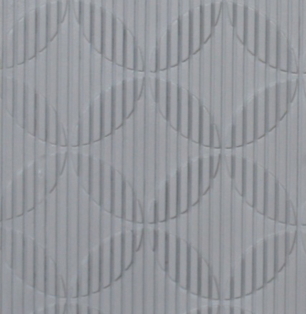 ROUND EMBOSSED TILE CARVING